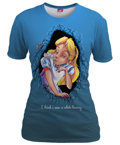Koszulka damska WHITE BUNNY