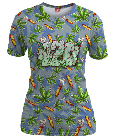 Koszulka damska 420 CARTOON