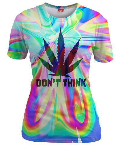Koszulka damska DON'T THINK