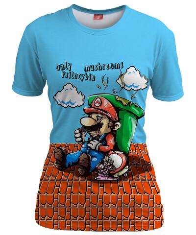 Koszulka damska ONLY MUSHROOMS