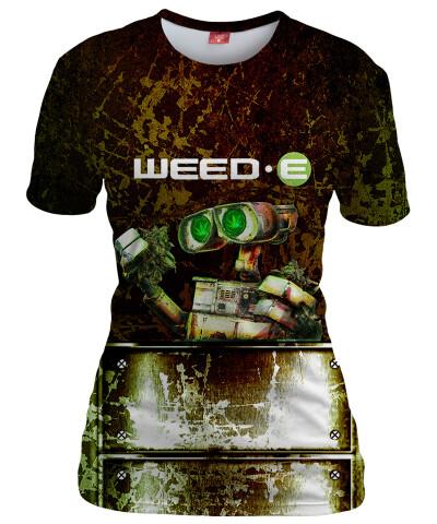 Koszulka damska WEED-E