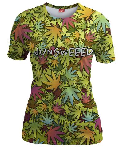 Koszulka damska JUNGWEED