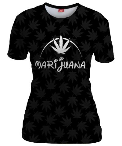 Koszulka damska GANJA