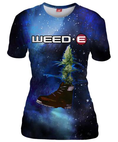 Koszulka damska GALAXY WEED-E