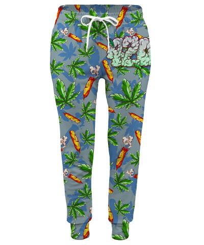 Spodnie damskie 420 CARTOON