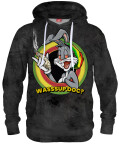 WASSSUP DOC? GREY Hoodie