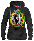 WASSSUP DOC? GREY Womens hoodie