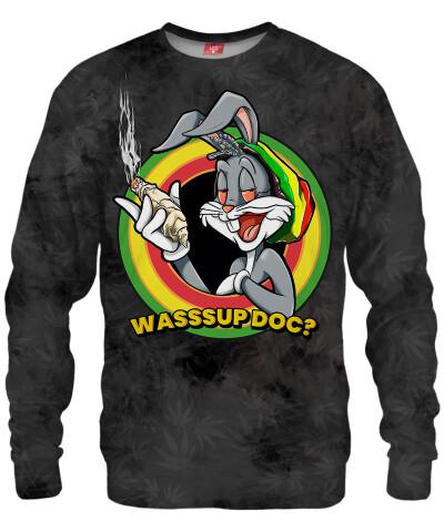 Bluza WASSSUP DOC? GREY