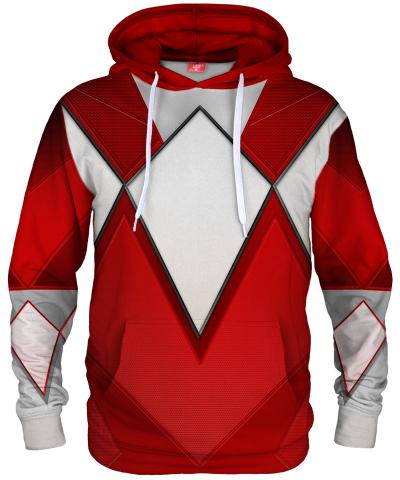 Bluza z kapturem RED WARRIOR