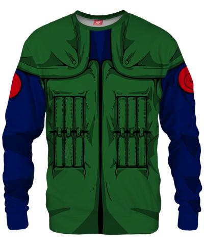 GREEN NINJA Sweater