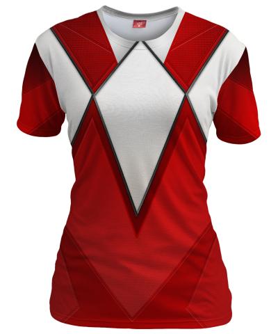 Koszulka damska RED WARRIOR