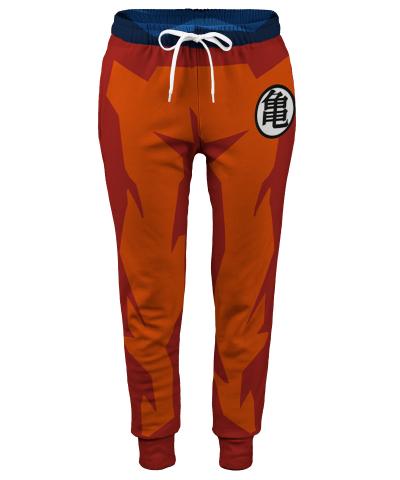 Spodnie damskie SSJ