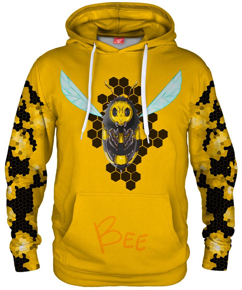 Bluza z kapturem BEE