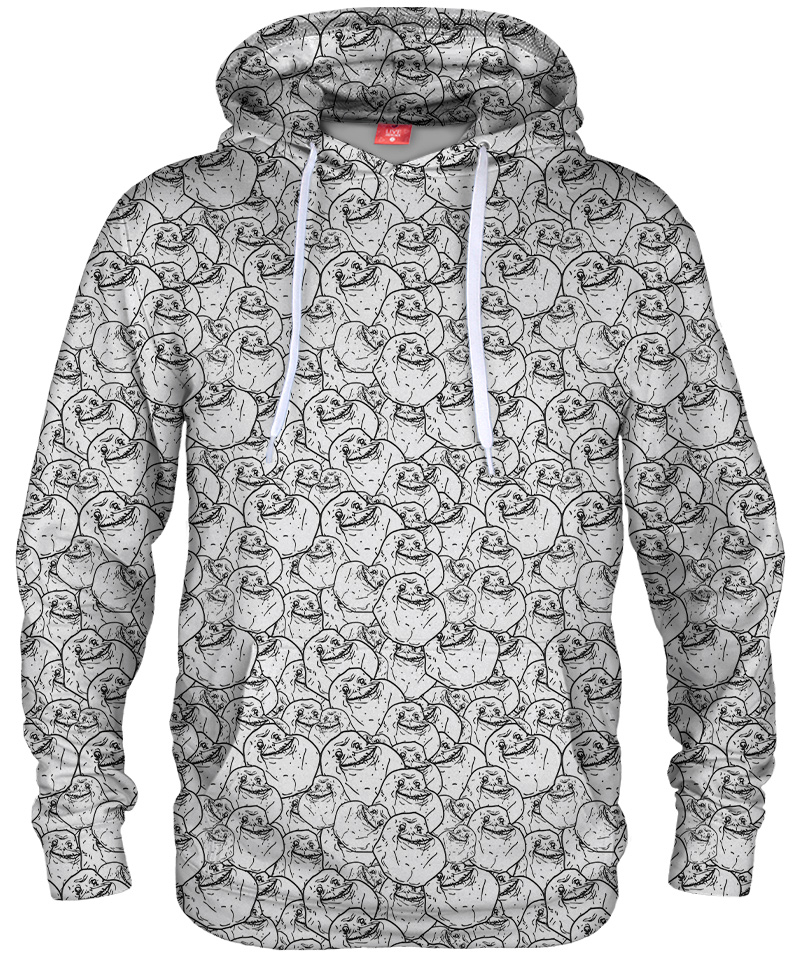 FOREVER ALONE Hoodie