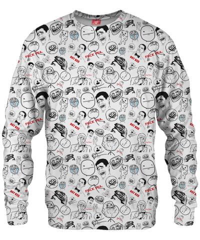 MEMES Sweater