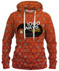 1000 WAYS TO DIE Womens hoodie