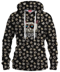 NOPE Womens hoodie