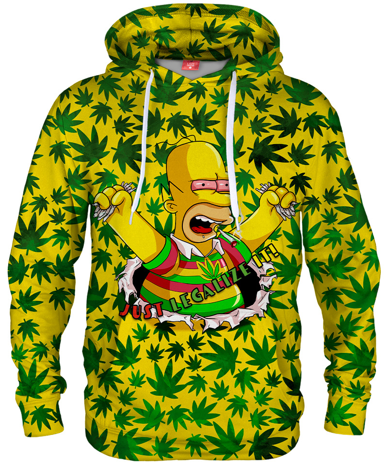 JUST LEGALIZE IT Hoodie