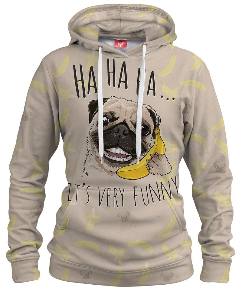 TALK TO BANANA Womens hoodie