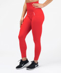 Model One Seamless Leggings, Rot