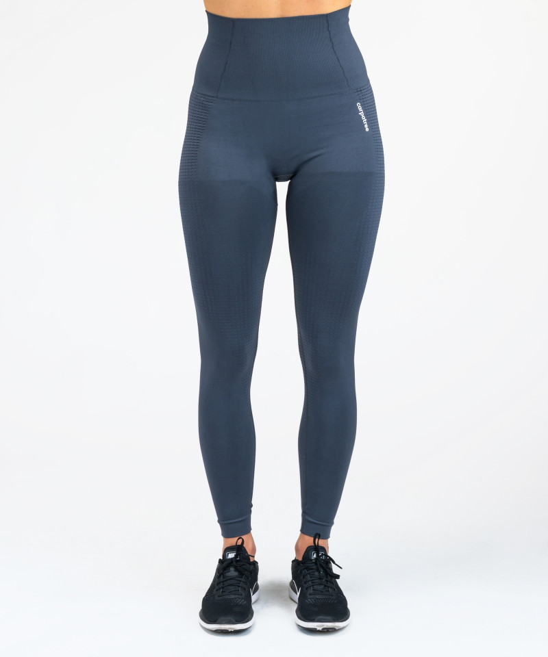 Model One nahtlose Leggings in der Farbe Grapfit 4