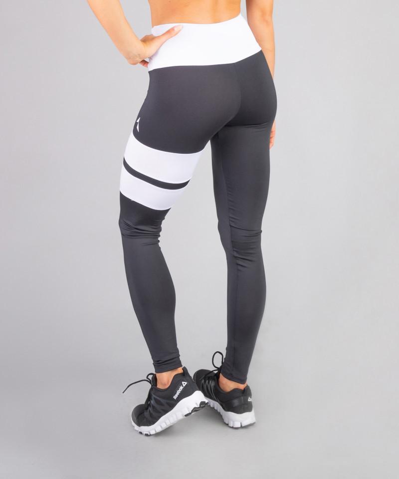 Czarne legginsy Loop 2