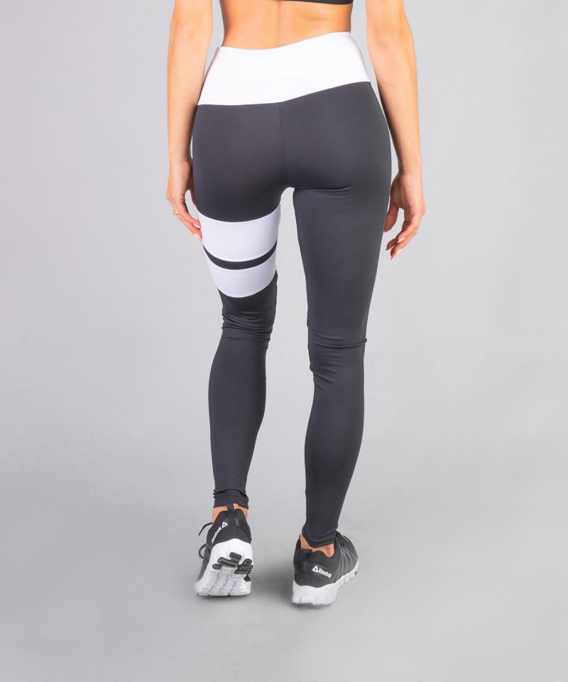 Czarne legginsy Loop 4