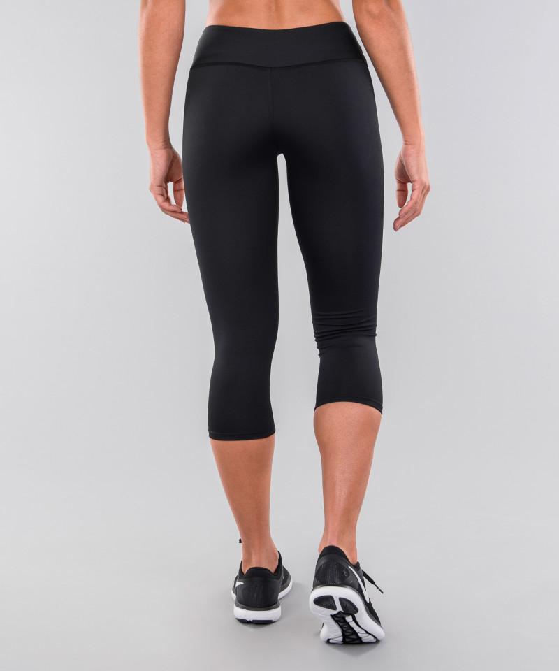 Black Capri Leggings 5