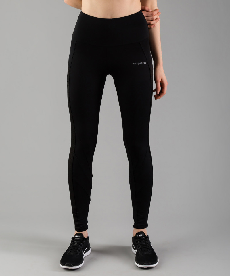 Czarne legginsy Mesh Pocket 2