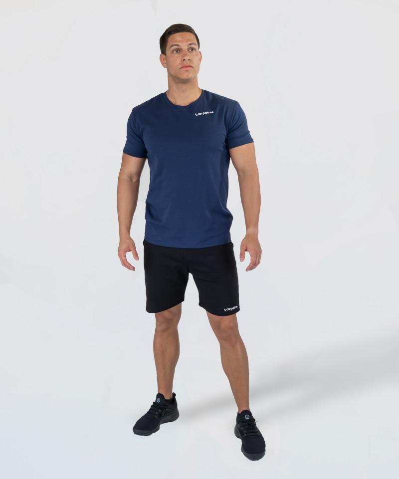 Klasyczny granatowy t-shirt 3