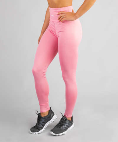 Pink Classic Highwaist Leggings