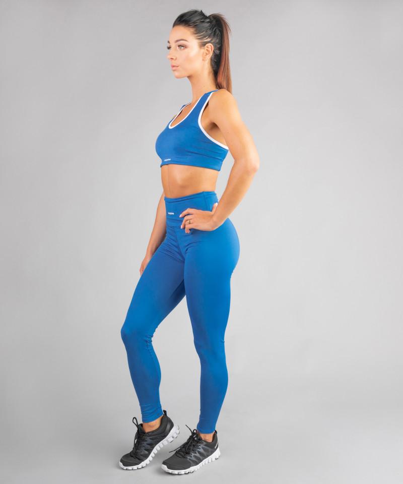 Cobalt Classic Sports Bra 2