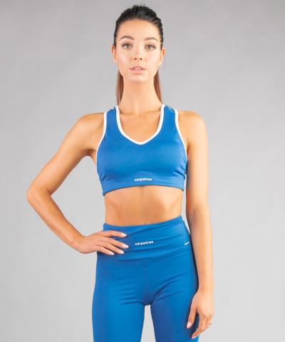 Cobalt Classic Sports Bra 3