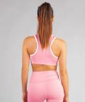 Pastel Pink Classic Sports Bra 4