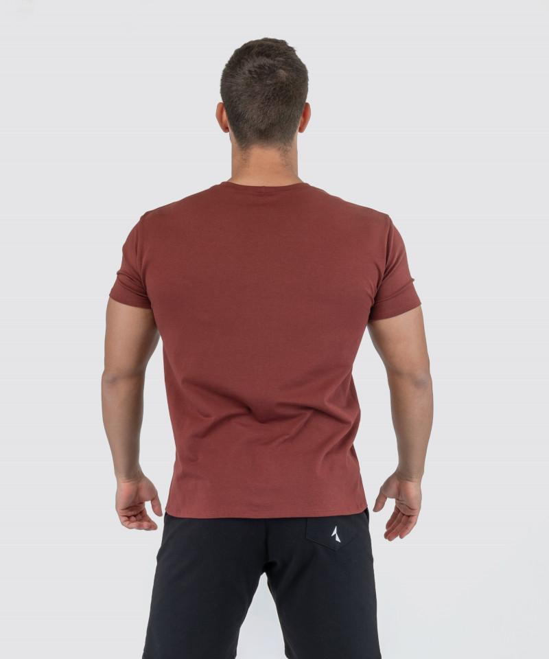 Burgundy Classic T-shirt 4