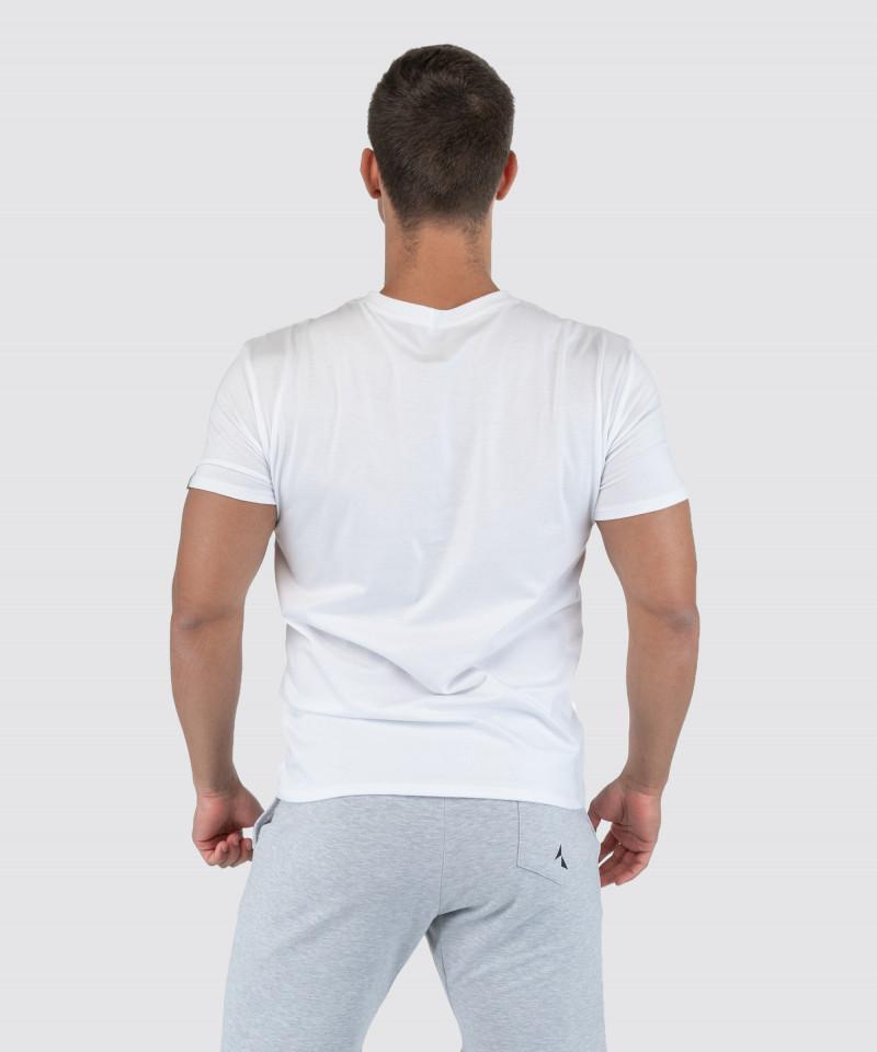 Klasyczny biały t-shirt 4
