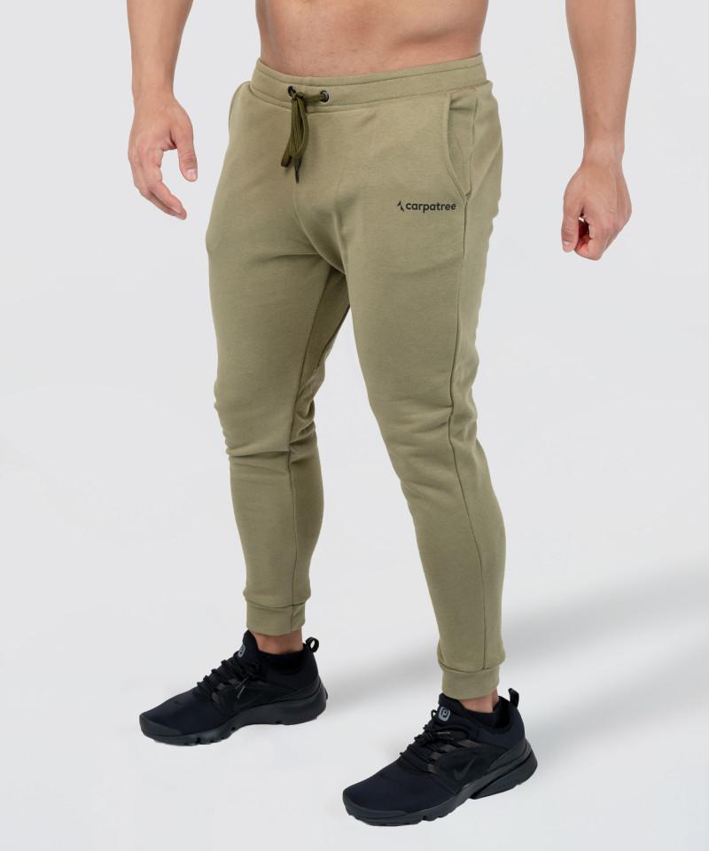 Olive Men's Joggers 2