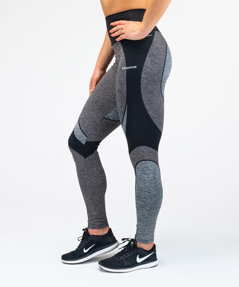 Black&Grey Electra Highwaist Leggings 2