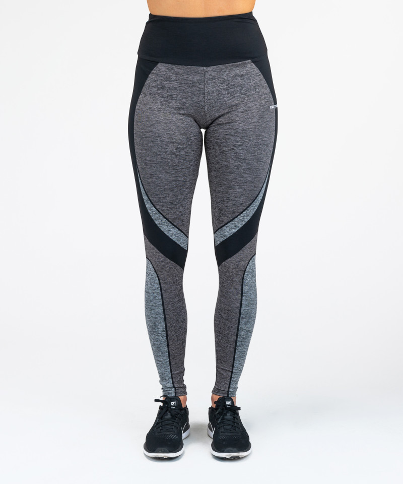 Black&Grey Electra Highwaist Leggings 4