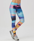 Multicolored Paradise Classic Leggings