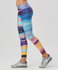 Multicolored Paradise Classic Leggings 2