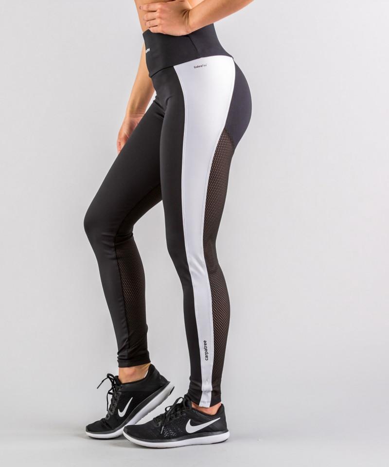 Black&White Hyperion Performesh Leggings 2