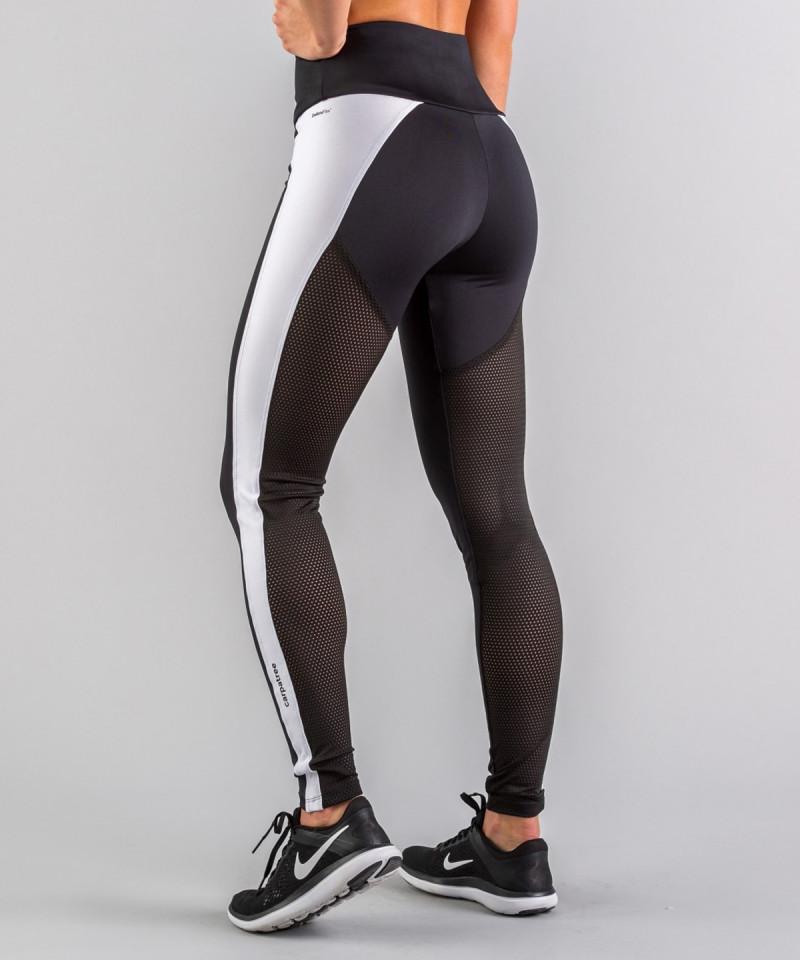 Black&White Hyperion Performesh Leggings 3