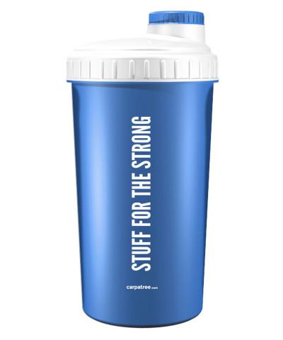 Niebieski shaker Stuff for the strong
