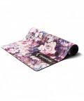 Yoga Mat, Floral Pastel