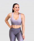 Charcoal Grey Ombre Classic Bra