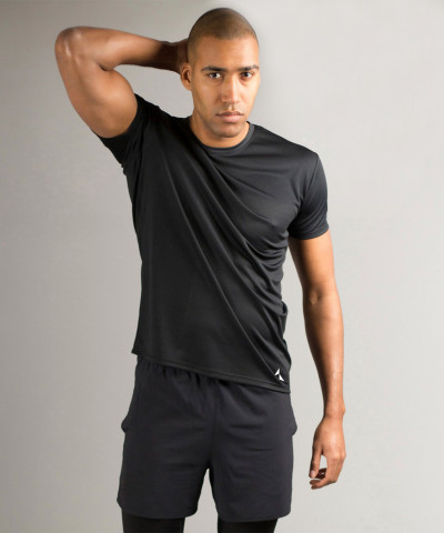 Full Black T-shirt
