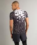 Czarny t-shirt Vector Crush 5