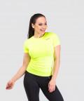 Green Fluo Tight T-shirt