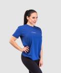 Blue Loose T-shirt  2